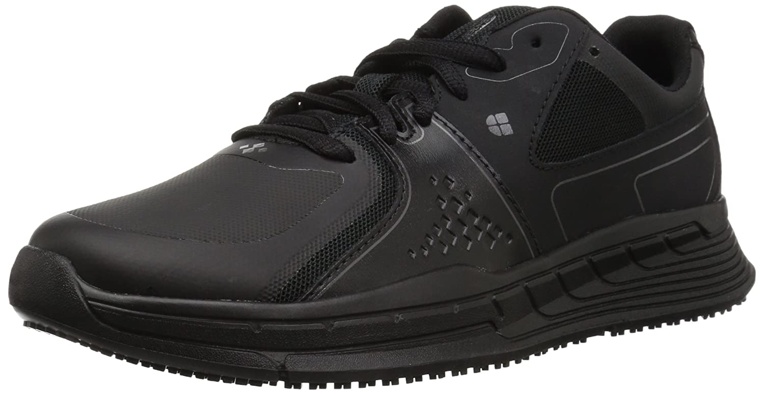 Shoes For Slip Crews Women's Falcon II Slip For Resistant Food Service Work Sneaker B07BHJGVJ4 7 W US|Black cb912b