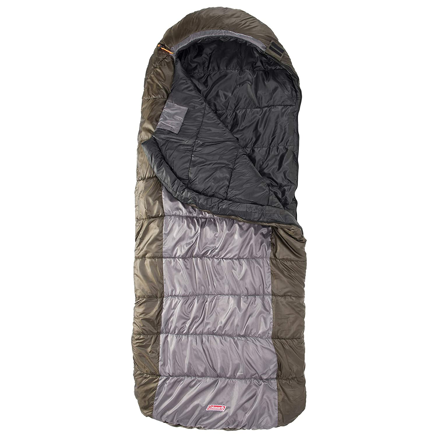 7b054223a95 Amazon.com   Coleman Big Basin 15 Big and Tall Adult Sleeping Bag   Winter Sleeping  Bags   Sports   Outdoors