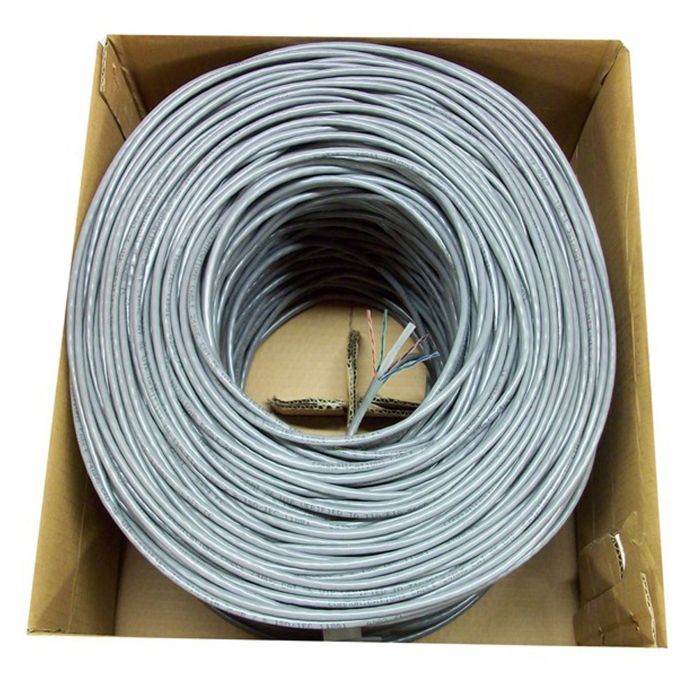 Multi Cables CAT6 300M - 24 AWG Solid UTP Ethernet Network Cable ...