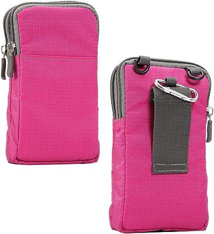 Women Girl Coin Purse Zipper Clutch Bag Cell Phone Wallet Bag Case Pouch FI