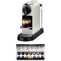 De'Longhi Nespresso Citiz koffiezetapparaat Zonder aeroccino (melkopschuimer) Crme-wit.