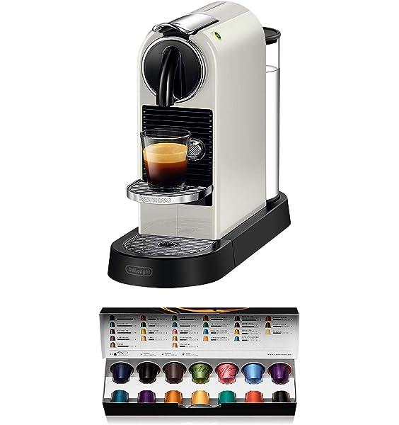 Nespresso Krups Citiz XN7415 - Cafetera monodosis de ...