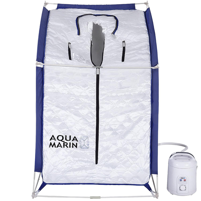 Aquamarin - Sauna de casa, portátil, hinchable, 850 W: Amazon.es: Bricolaje y herramientas