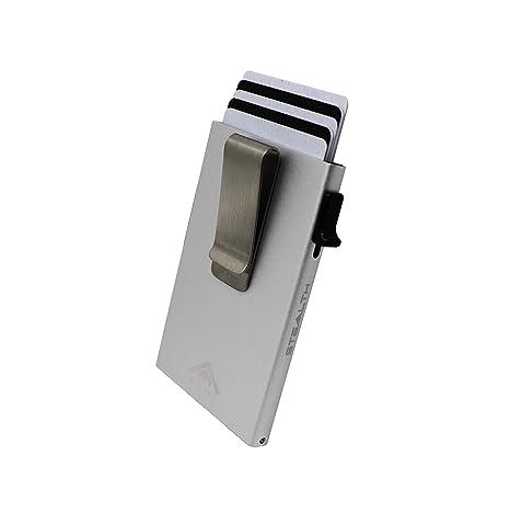 STEALTH Wallet - RFID Bloqueo de la Tarjeta de crédito ...