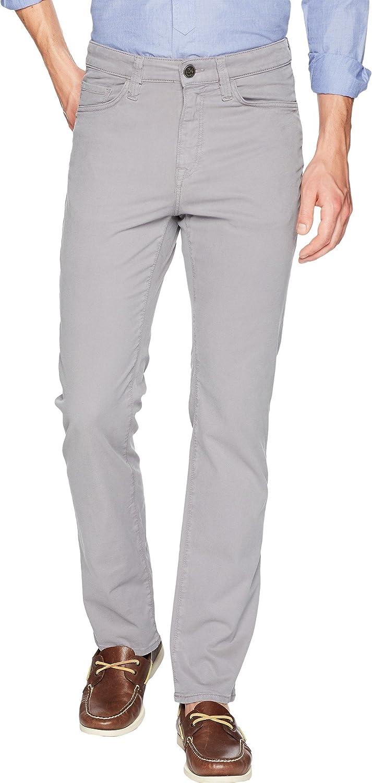 34 Heritage PANTS メンズ B079ND19CX 40W x 32L|Grey Fine Twill Grey Fine Twill 40W x 32L