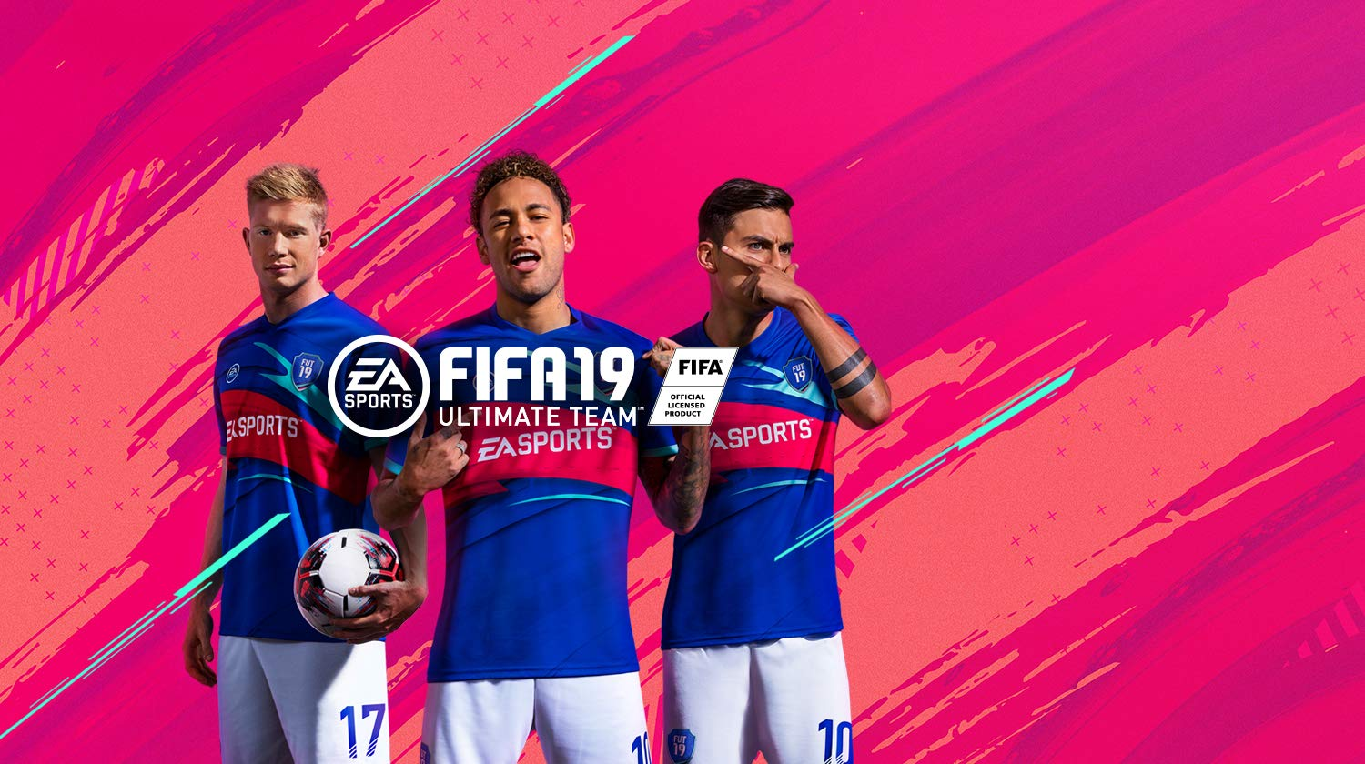 FIFA 19: ULTIMATE TEAM FIFA POINTS 12000 - Xbox One [Digital Code] by Electronic Arts (Image #2)