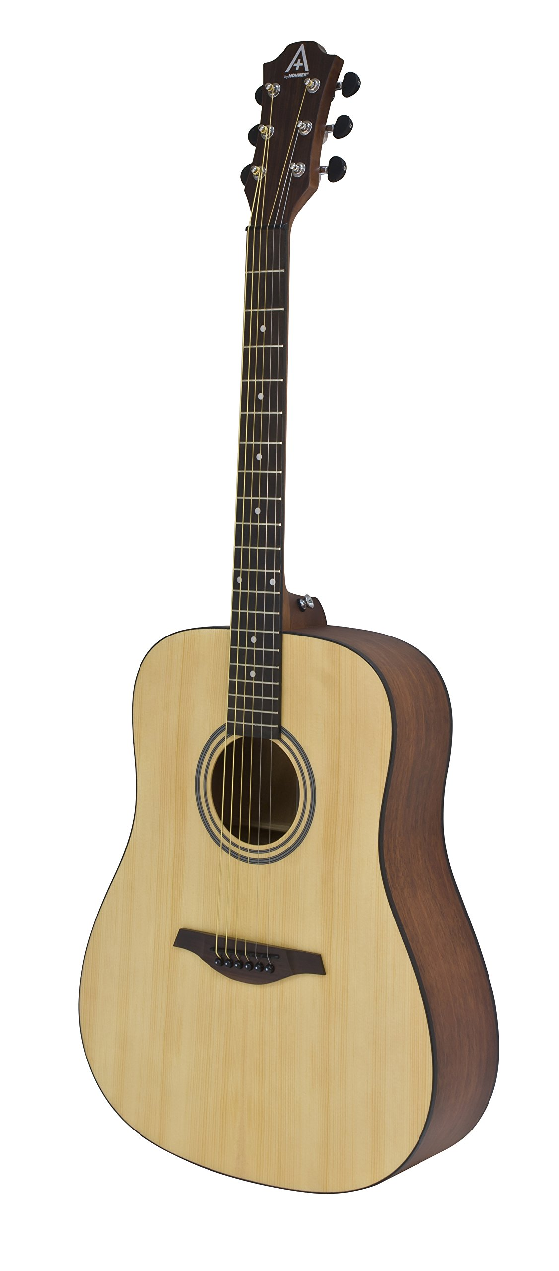 Hohner Guitars A+ by Hohner AS305-NS Acoustic Guitar,