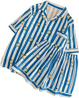Silver Basic Unisex Kpop Schlafanzug Sommer Pyjama Set für Musik Fans Army