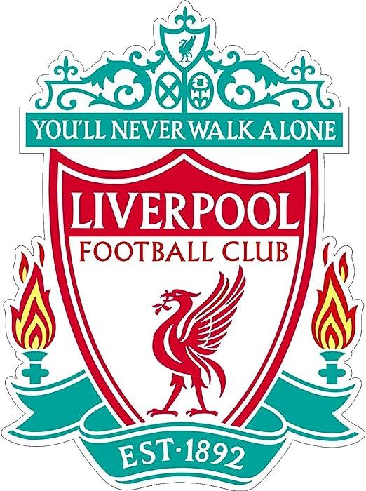 The Best Liverpool Laptop Sticker