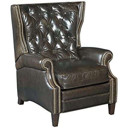 Amazon.com: Hooker Furniture Balmoral Blair Recliner in Brown ...