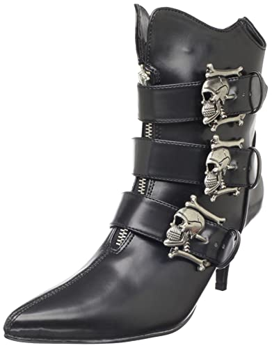 Pleaser Women's fury-06 Ankle Boot
