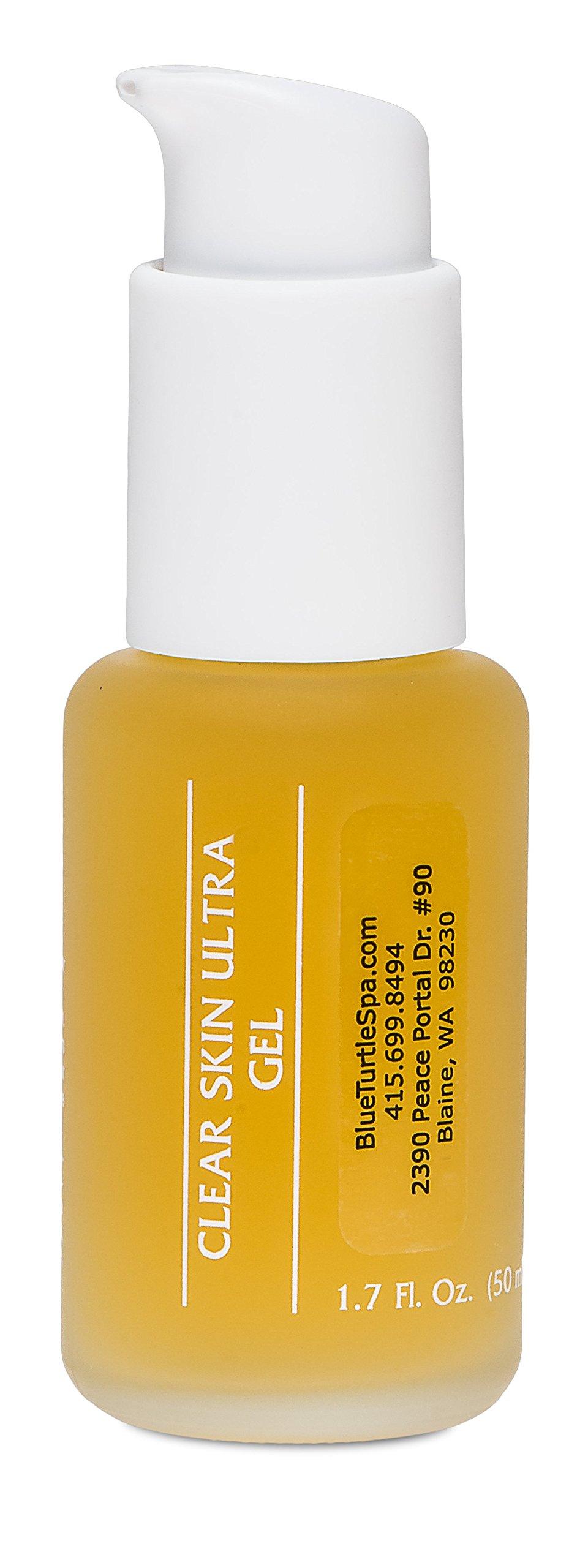 BTS Clear Skin Ultra Gel AHA/BHA 1.7oz in USA