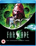 Farscape - The Complete Season 3 [Blu-ray] [Region Free]