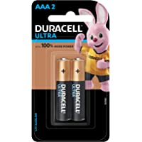 Duracell Alkaline AAA Batteries - 2 Pieces
