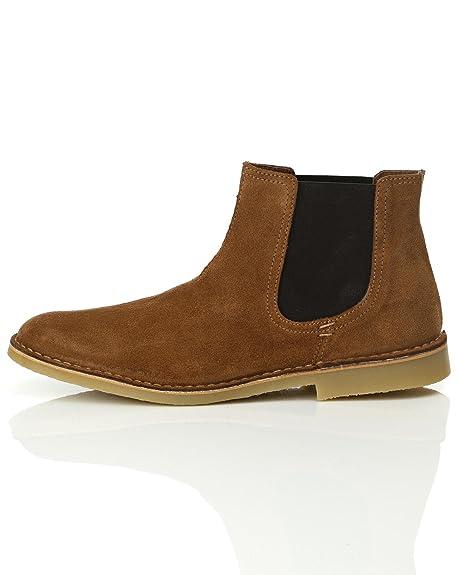 Genießen Sie kostenlosen Versand auf großhandel noch eine Chance SELECTED HOMME Sel Leon Chelsea Boot H 16037305 Herren Chelsea Boots