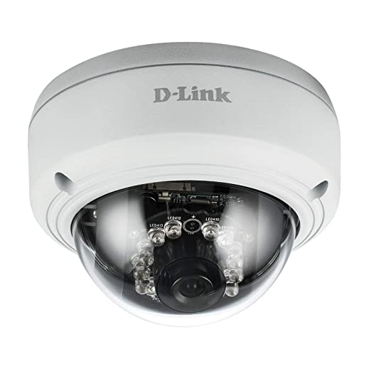 D-Link DCS-4603 - Cámara de vigilancia (IP, Interior, Caja, 1280 x 720 Pixeles, 1280 x 720) Color Blanco: D-Link: Amazon.es: Electrónica