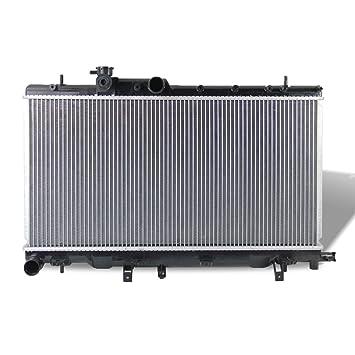 Supeedomotor Radiador para Impreza WRX STI/Turbo 2.0Â 02Â -Â 07/ 9Â -Â 2Â x 2.0/2.5Â Turbo radiador: Amazon.es: Coche y moto