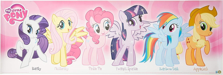 My Little Pony Cartoon Horse Kids Giant Wall Art Poster Print