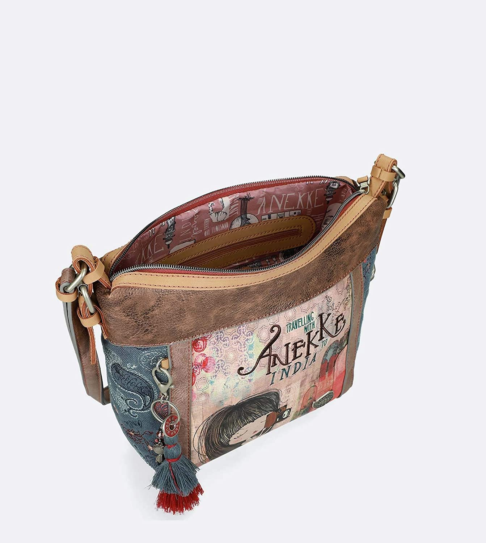 almi Anekke bandolera India grande