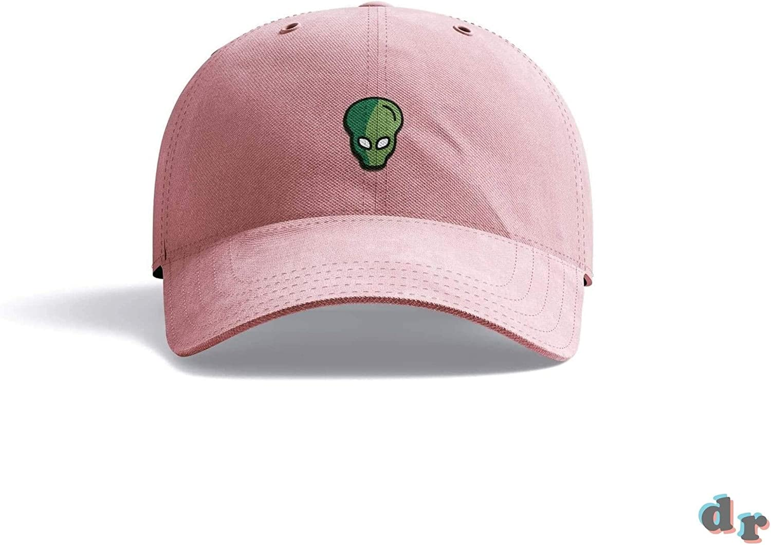 Dad Hat Little Green Man