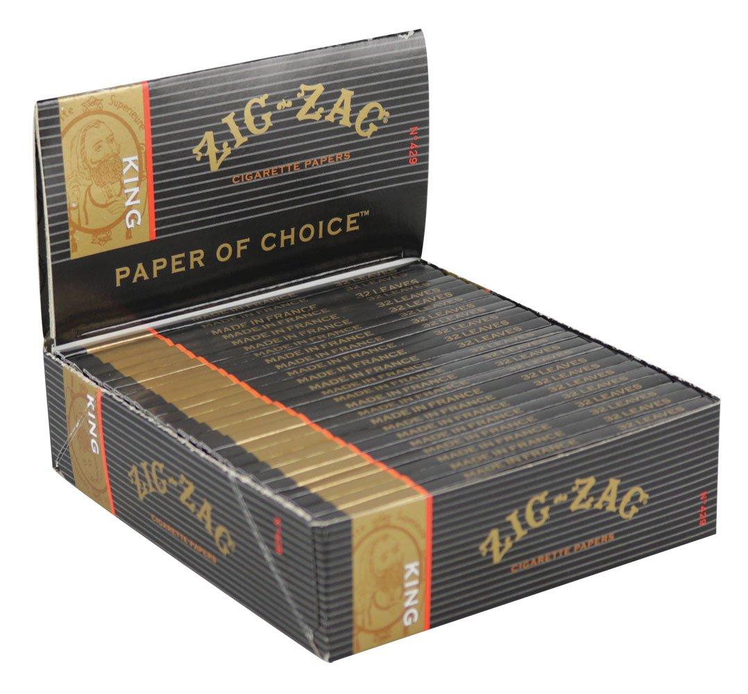 Zig Zag 429, White by Zig Zag