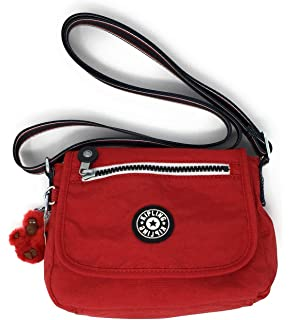 Amazon.com: Kipling Sabian Metallic Crossbody Mini Bag ...