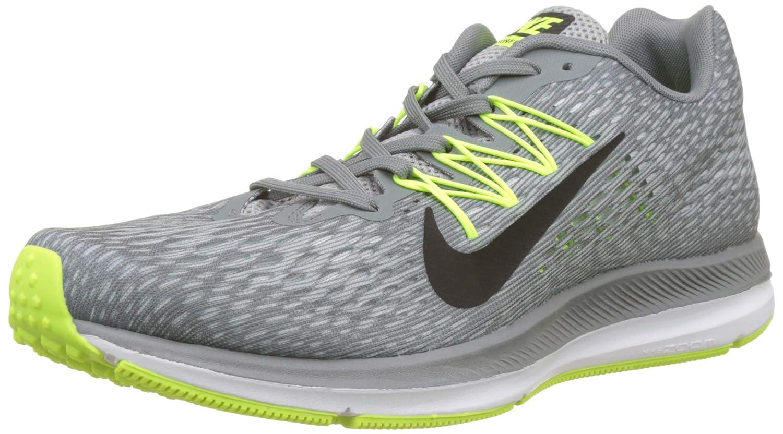 Nike Zoom Winflo 5, Zapatillas de Running para Hombre 42.5 EU|Gris (Cool Grey/Black/Wolf Grey/Pure 011)