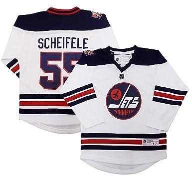 premium selection dec6a e00c8 Amazon.com: Outerstuff Mark Scheifele Winnipeg Jets Heritage ...