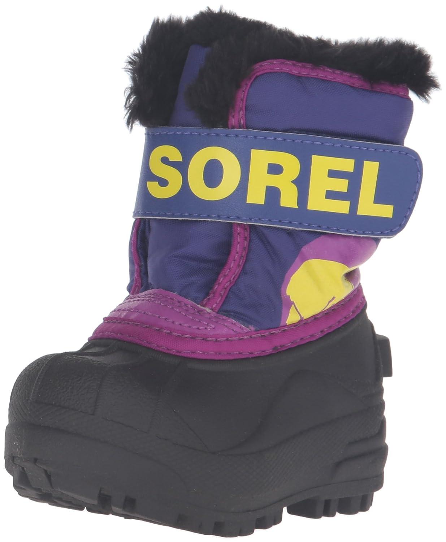 Sorel Toddler Snow Commander, Stivali Bimba Sorel - Snow Commander Stivale Da Neve infantile Grape Juice 24