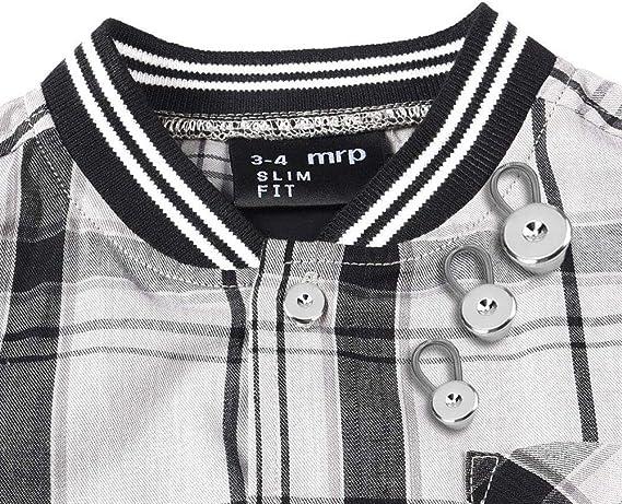 FineGood - Extensores de cuello de metal para vestido, camisa y ...