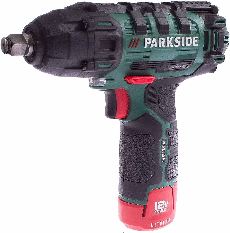 PARKSIDE® Hybrid-Akku-Schlagschrauber PHSSA 12 A1
