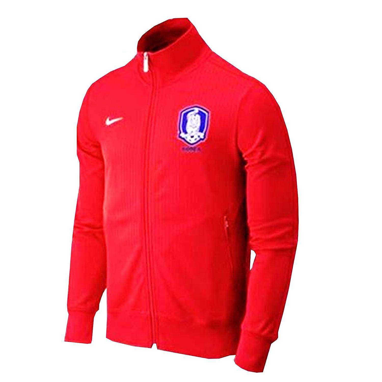 Nike Herren Korea Authentic N98 Trainingsjacke rot 448384-611