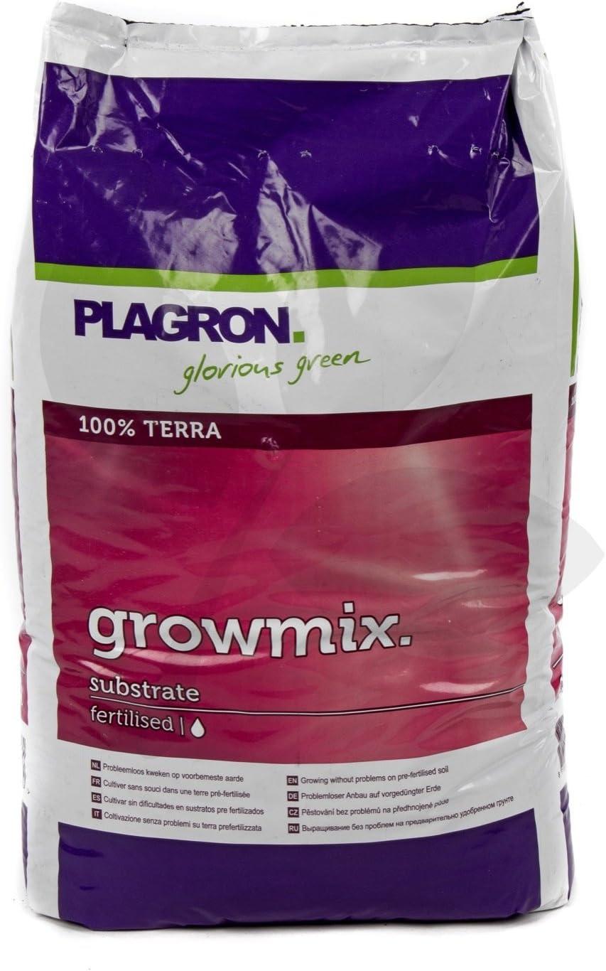 Sustrato / Tierra para el cultivo de Plagron GrowMix (25L)