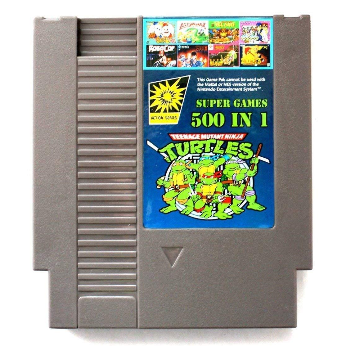 Amazon.es: Candybarbar 500 en 1 para Nintend NES Classic ...