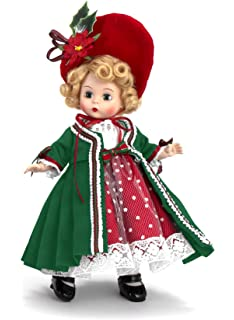 Amazon.com: Madame Alexander Colonial Christmas Doll: Toys & Games