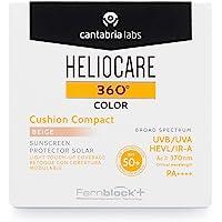 Heliocare 360 Color Kompakt Fondöten Spf 50 + Beige 15 g