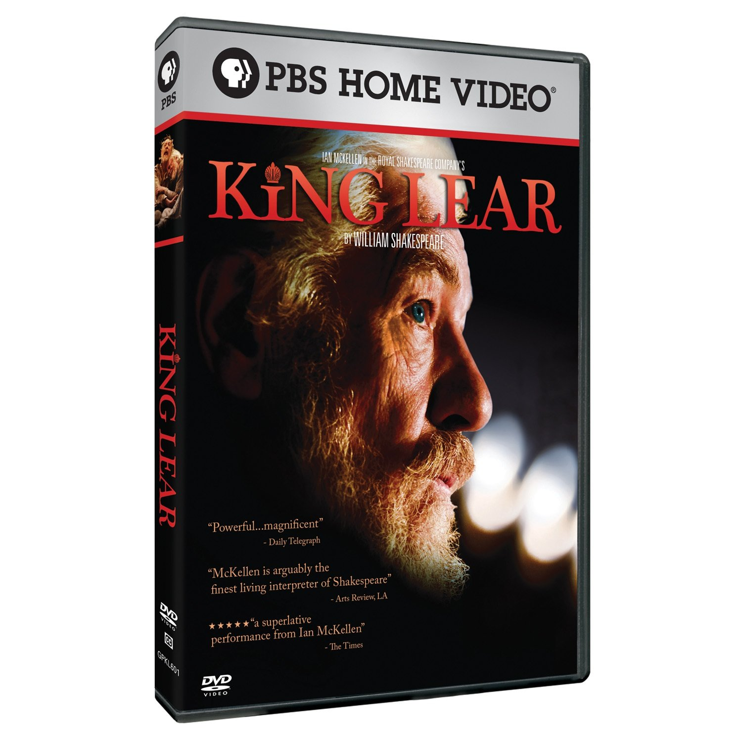 King Lear (Royal Shakespeare Company) by PBS Home Video
