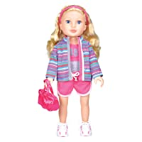 Kindred Hearts Dolls Brinley Girl Doll, Blonde, 18""