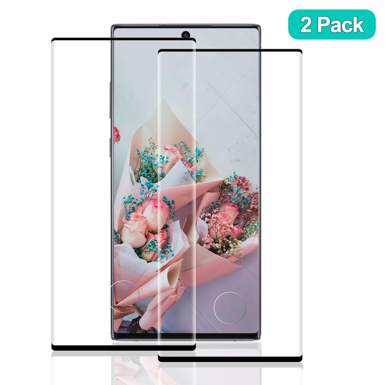SNUNGPHIR® Samsung Galaxy Note10 Cristal Templado para Protector Pantalla [2 uds] Alta Definición Transparente 9H Dureza Resistente a Arañazos Anti-Huella Digital Libre de Burbujas Protección Ojos: Amazon.es: Electrónica