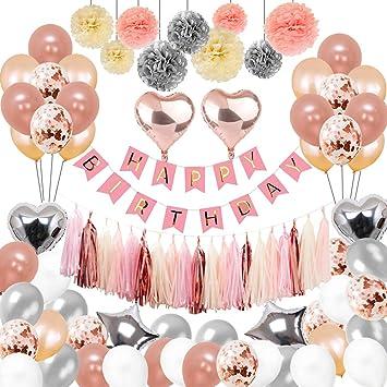 Amazon.com: Decoración de cumpleaños, diseño de pajarita ...