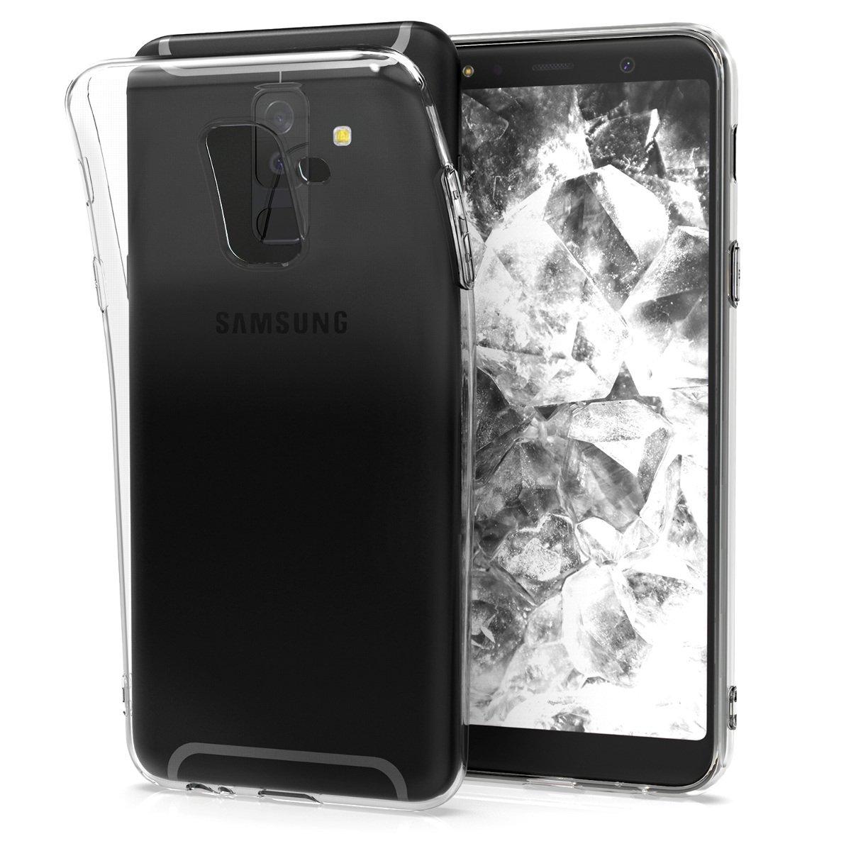 Funda Para Samsung Galaxy A6 Plus Kwmobile [7f2ncc7z]