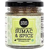 Urban Platter Sumac & Spice Seasoning Mix, 60g (Lebanese Secret)
