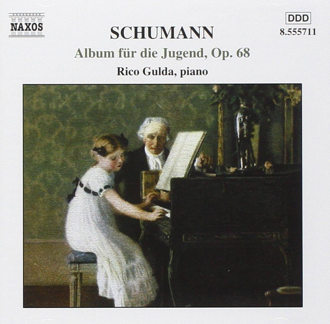 Schumann ~ Album für die Jugend opus 68