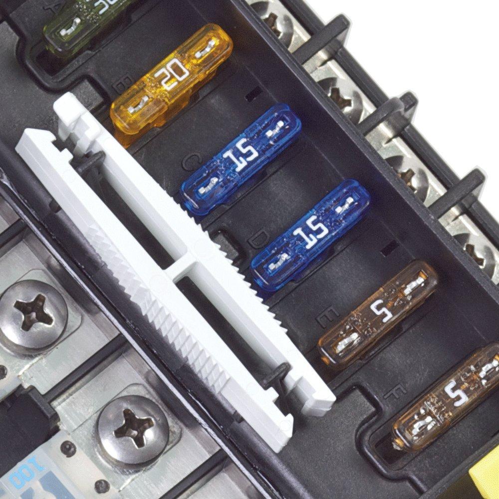 Blue Sea Systems Safetyhub 150 Fuse Block Joy Long Van Electrical Box Sports Outdoors