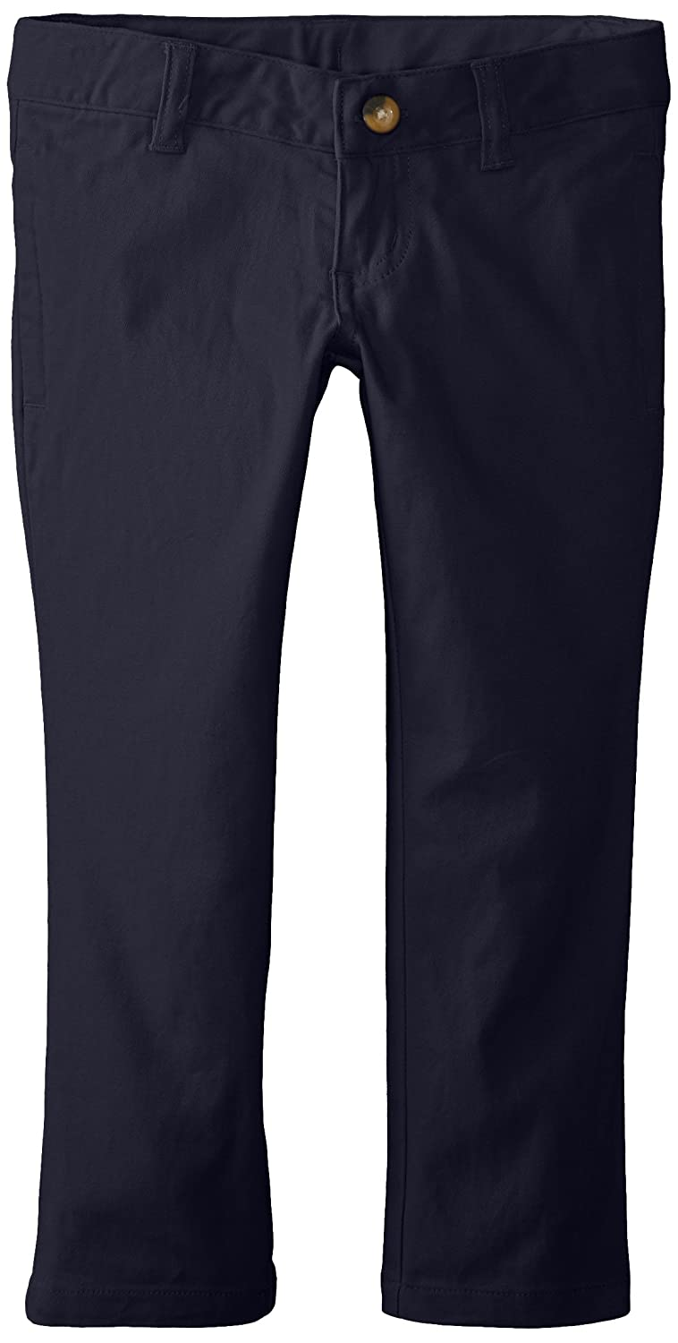 Lee Uniforms Little Girls' Original Skinny Twill Pant K9483L