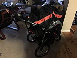 Amazon Com Baby Trend Expedition Jogger Travel System