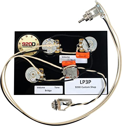 [SCHEMATICS_48ZD]  Amazon.com: Gibson Les Paul Black Beauty 3 Pickup Wiring Harness Bourns CTS  Switchcraft New: Musical Instruments | Black Beauty Epiphone Les Paul Wiring Diagram |  | Amazon.com