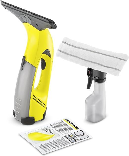 Kärcher Window Vac WV 50 Plus - Limpiadora de ventanas a batería (aspirador limpiacristales) (1.633-101.0): Amazon.es: Hogar