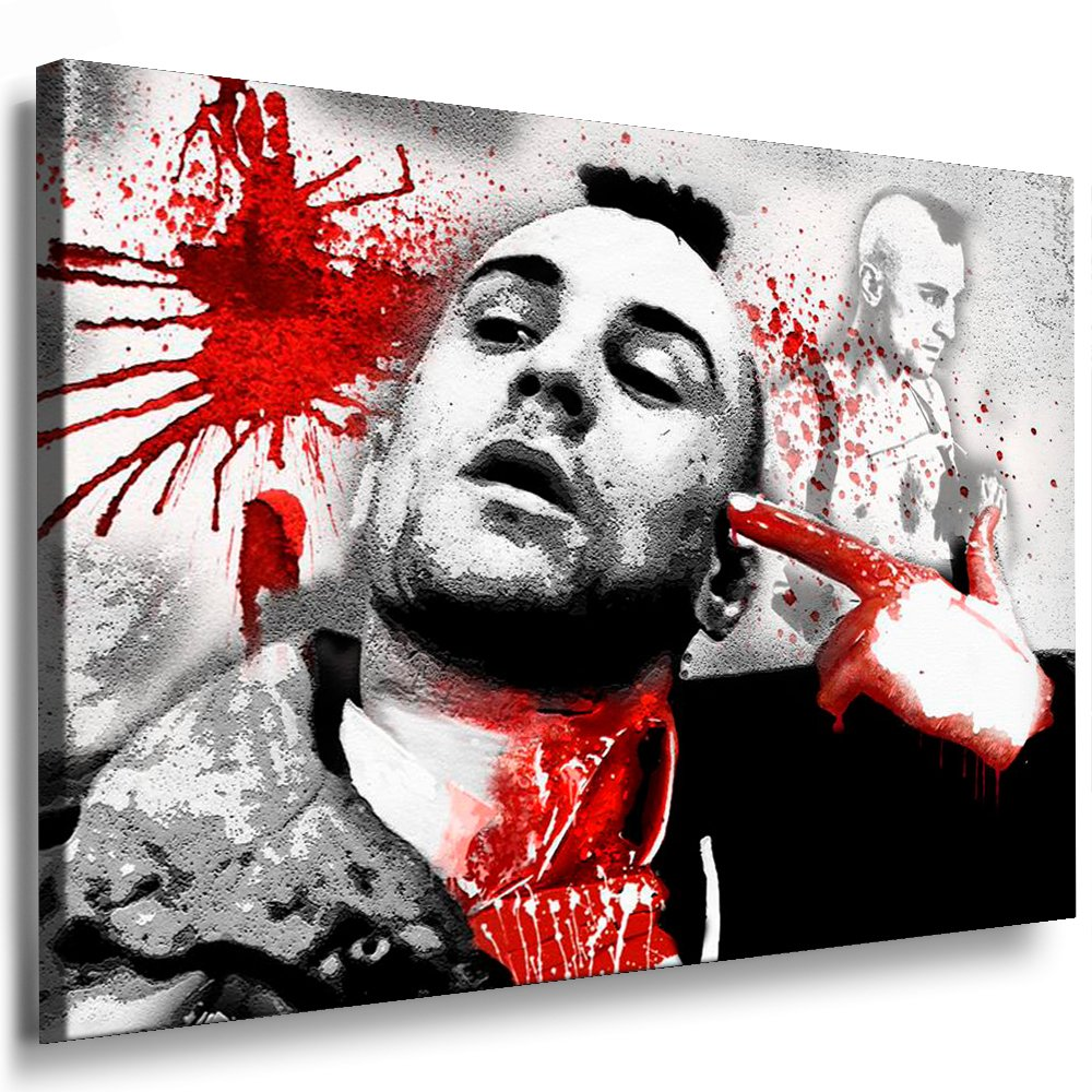 Bild Auf Leinwand Taxi Driver   Robert De Niro Bild 100x70cm K. Poster !  Bild Fertig Auf Keilrahmen ! Pop Art Bilder Wandbilder, Kunstdrucke Und  Gemälde ...