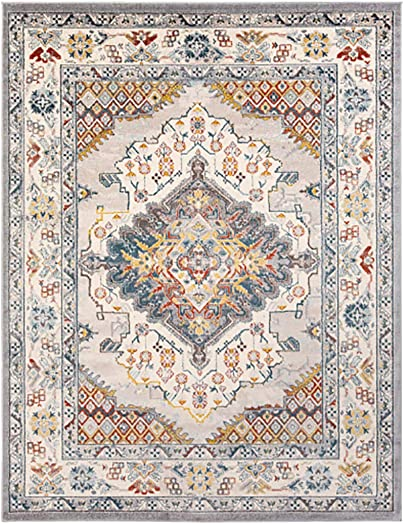 Haymond 8' 10″ x 12' Traditional Area Rug